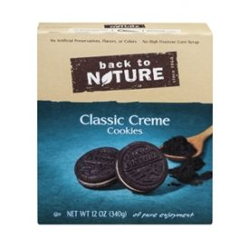 Back to Nature Classic Crème Cookie 12oz