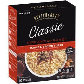 Malt O Meal Oat Revolution-Maple & Brown Sugar 1.51oz.
