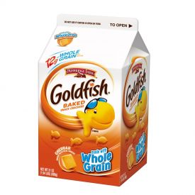 Pepperidge Farm's Whole Grain Goldfish Crackers 31oz