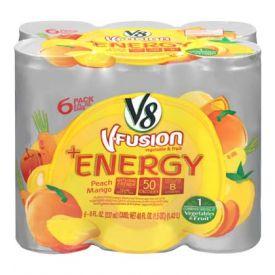 V8 Peach Mango Fusion 8oz.