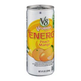 V8 Fusion Peach Mango 8oz.