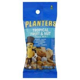 Planters Tropical Fruit & Nut Trail Mix 2oz.