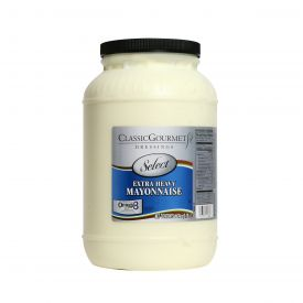 Classic Gourmet Select Extra Heavy Mayonnaise 128oz.