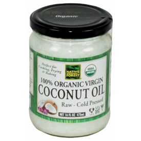 Native Forest Organic Coconut Oil 16oz.