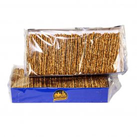 New York Flatbreads Everything Cracker 1.25lb.
