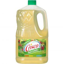 Crisco Pure Canola Oil 128oz.