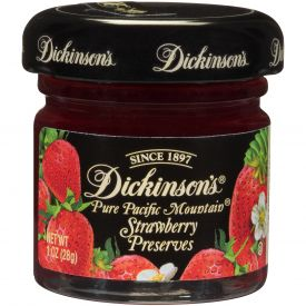 Dickinson Strawberry Preserves - 1oz