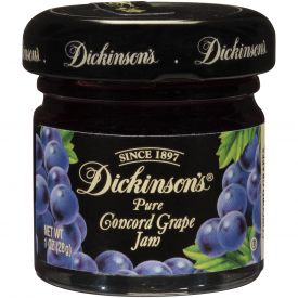 Dickinson Grape Jam - 1oz