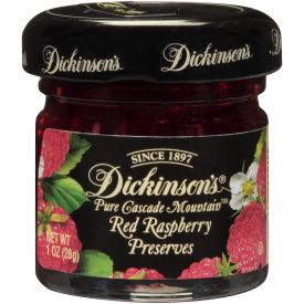 Dickinson Red Raspberry Preserves - 1oz