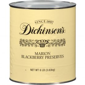 Dickinson Blackberry Preserves 128oz.