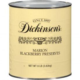 Dickinson Blackberry Preserves 128oz.