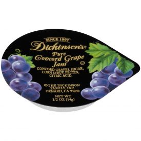 Dickinson Grape Jam - 0.5oz