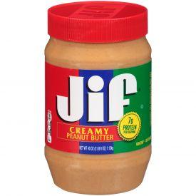 Jif Creamy Peanut Butter 40oz.