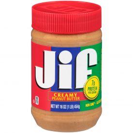 Jif Creamy Peanut Butter 16oz.