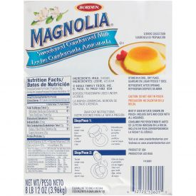 Magnolia Sweetened Condensed Milk Pouch 140oz.