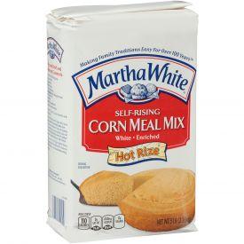 Maratha White Self-Rising Cornmeal Mix 5lb.