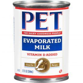 Pet Evaporated Milk 12oz.