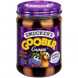 Smucker's Goober Grape PB & Jelly Stripes 18oz.