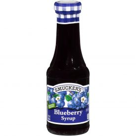 Smucker Blueberry Syrup 12oz.