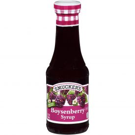 Smucker Boysenberry Syrup 12oz.