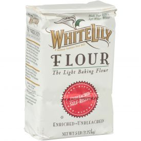 White Lily Unbleached Self-Rising Flour 5lb.
