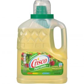 Crisco Pure Canola Oil 64oz.