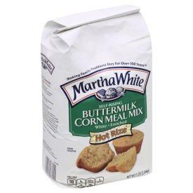 Martha White Self Rising Buttermilk Corn Meal Mix 5lb.