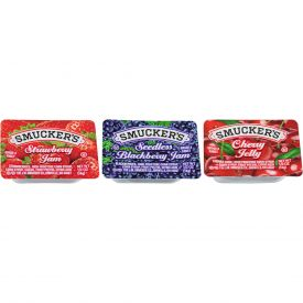 Smucker's Jelly Assortment #6 - 0.5oz