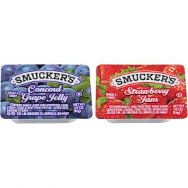 Smucker's Jelly Assortment #3 - 0.5oz