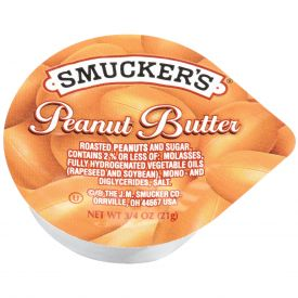 Smucker's Peanut Butter - 0.75oz