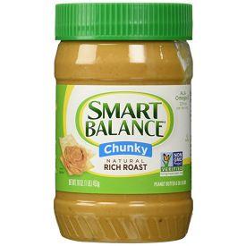 Smart Balance Chunky Peanut Butter 16oz.