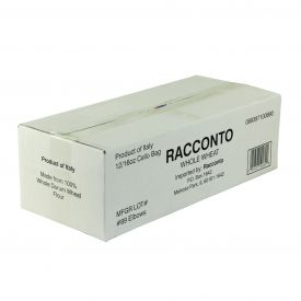 Racconto Whole Wheat Elbows Pasta - 16oz