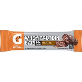 Gatorade Recover Chocolate Chip Whey Protein Bar 2.8oz