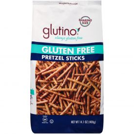 Glutino Pretzel Stick Family Pack - 14.1oz
