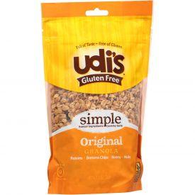 Udi's Original Gluten Free Granola - 12oz