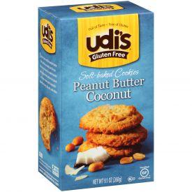 Udi's Peanut Butter Coconut Cookie - 9.1oz