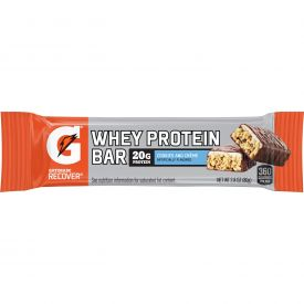 Gatorade Recover Cookies & Cream Whey Protein Bar 2.8oz.