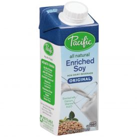 Pacific Foods Pacific Enriched Original Soy Milk 8oz.