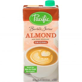 Pacific Foods Pacific Barista Series Almond Milk 32oz.