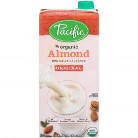Pacific Foods Pacific Original Organic Almond Milk 32oz.