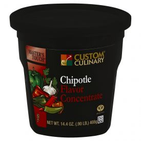 Master's Touch Gluten Free Chipotle Flavor Concentrate Paste 14.4oz.