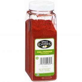 Spice Classics Chili Powder - 16oz