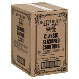 Rothbury Farms Classic Seasoned Croutons 2.25lb.