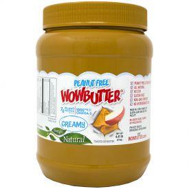 Wowbutter Peanut Free Creamy Spread Jars 4.4lb.