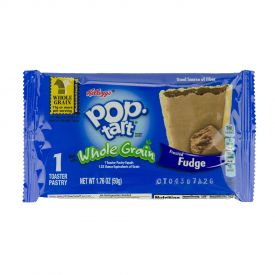 Kellogg's Whole Grain Frosted Fudge Pop-Tarts Single Pack 1.76oz