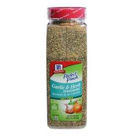 Perfect Pinch Salt-Free Garlic & Herb Seasoning 20oz