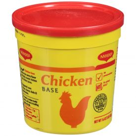 Maggi Gluten Free Chicken Base (No Added MSG) 1lb.