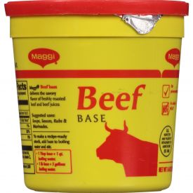 Maggi Gluten Free Beef Base (No Added MSG) 1lb.