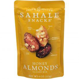 Sahale Almond Honey Glazed Mix 4oz.