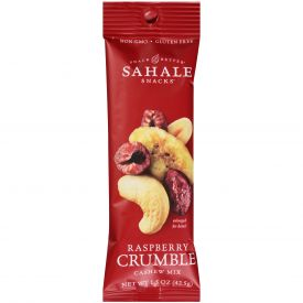 Sahale Raspberry Crumble Cashew Mix 1.5oz.